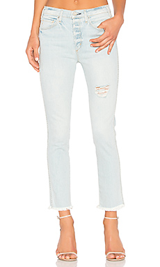 High Waisted Vintage Slim en Beach Slang