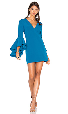 Nicole Dress in Azure