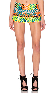 SHORT COUTURE NEON