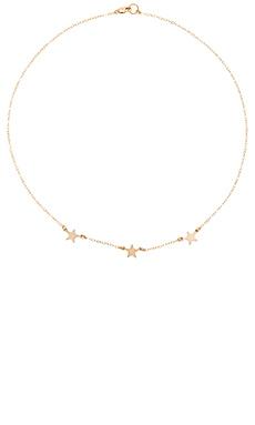 Mimi & Lu Brooke Necklace in Metallic Gold i4vVG