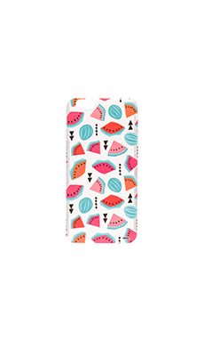 COQUE POUR IPHONE 6/6S GEOMETRIC WATERMELON