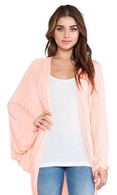 Freddy Sherring Cardigan in Dreamsicle