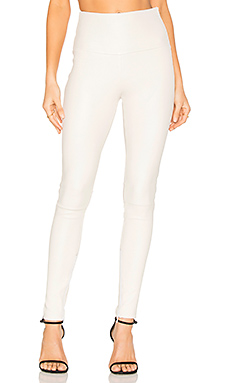 High Waistband Leggings en Blanc