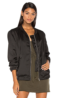 Coppens Bomber in Black