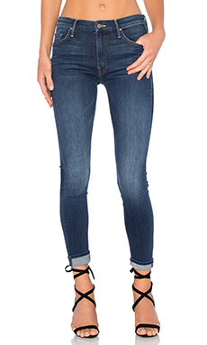 JEAN SKINNY HIGH WAIST LOOKER