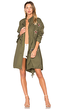 Parka With Stars en Militaire