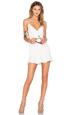 Marilyn Dress in Off White