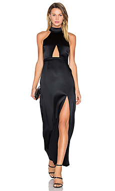 x REVOLVE Zendaya Dress in Black