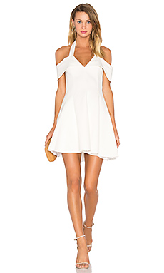 Ponti Sadie Dress en Blanc
