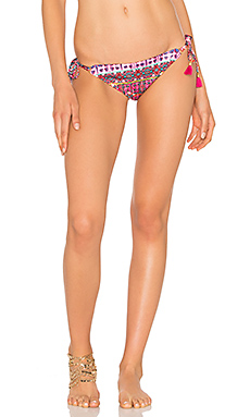 Vamp Bikini Bottom in Multi