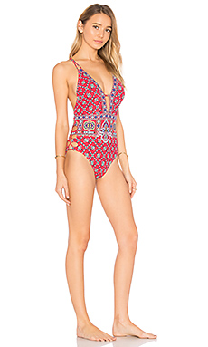 MAILLOT DE BAIN 1 PIÈCE PRETTY TOUGH GODDESS