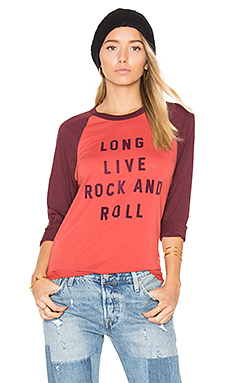 T-SHIRT LONG LIVE ROCK AND ROLL