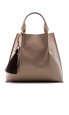 Maggie Tote in Mink