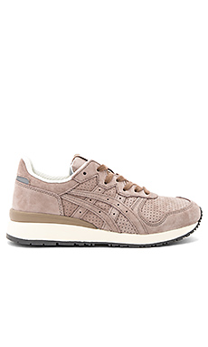 Tiger Ally Sneaker en Gris Taupe & Gris Taupe