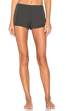 SHORT DE NUIT WIDE WALE RIB