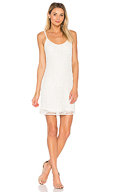 Hayden Dress en Blanc