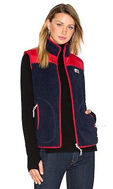 Mattawa Vest in Navy