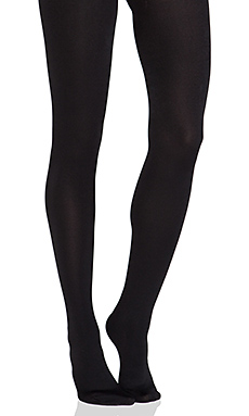 Full Foot Fleece Lined Tights – 黑色