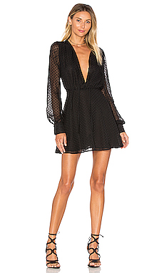 Easton Dress in Black