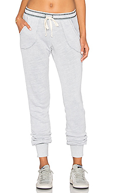 Big Sur Jogger in Mineral Wash Stone