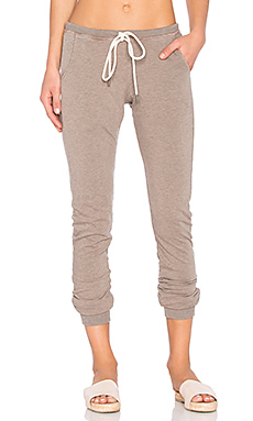 Squad Pant in Mineral Wash Sepia