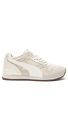 Duplex OG x CAREAUX Sneaker en Whisper White & Whisper White Puma
