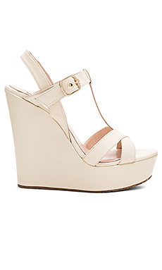High Wedge – Calf Cream
