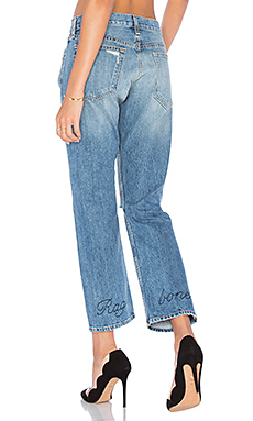 X BOYFRIEND 牛仔裤