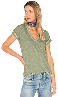 Sublime Wash Tee en Vintage Army