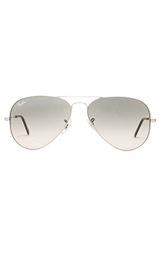 Aviator in Light Grey Gradient