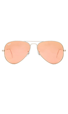Aviator Flash Lenses in Copper