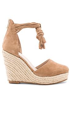 DIXIE 坡跟鞋