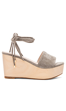 FINLEY 坡跟鞋
