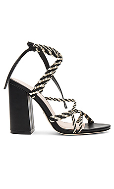 x House Of Harlow 1960 Ember Heel in Black. - size 8 (also in 10,6,6.5,7,7.5,8.5,9,9.5) Raye