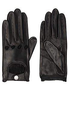 Driving Gloves in Black