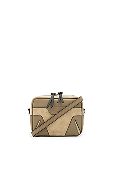 Mini Flight Camera Bag in Umber