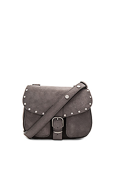 Biker Saddle Bag – 新颖灰