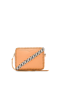 Chase Camera Crossbody Bag in Sand Multi