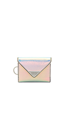 Molly Metro Wallet in Opal Iridescent