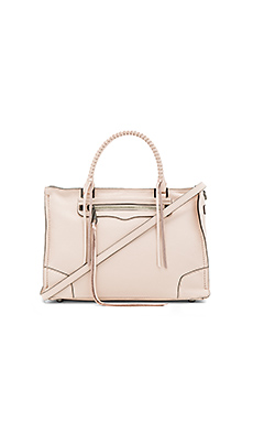 Regan Satchel in Soft Blush