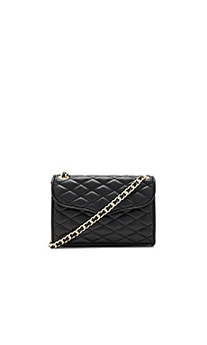 Quilted Mini Affair in Black