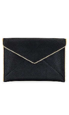 Leo Clutch in Black