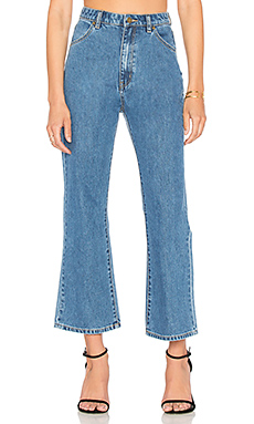 JEAN FLARE CROPPED EASTCOAST
