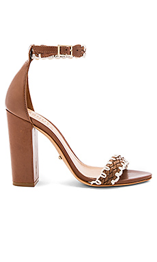 Floriza Heel in Saddle
