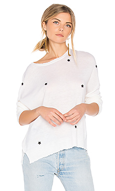 PULL EN CACHEMIRE STAR PATCHES