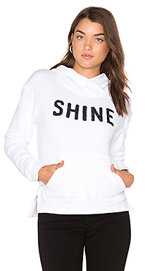 SWEAT À CAPUCHE SHINE
