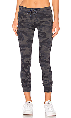 PANTALON SWEAT SKINNY CAMO
