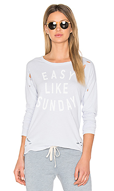 T-SHIRT EASY LIKE SUNDAY