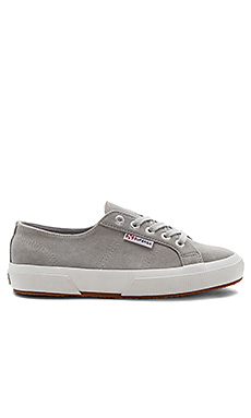 2750 Sueu Sneaker in Light Grey