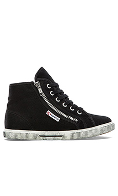 Cotu High Top en Noir